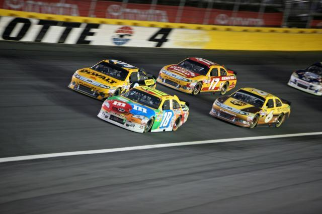 Gov. Beverly Perdue is waving the green flag to make stock car racing North Carolina's official sport.