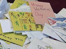 Apex girl starts letter-writing campaign for the troops