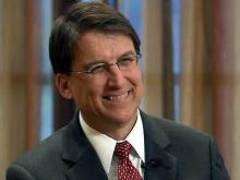 Prof: McCrory in enviable position among gubernatorial candidates