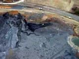 Coal ash spill in Dan River