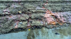 Possible coal ash leak in Yadkin River