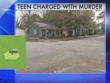 16-year-old charged with murder in Wilson