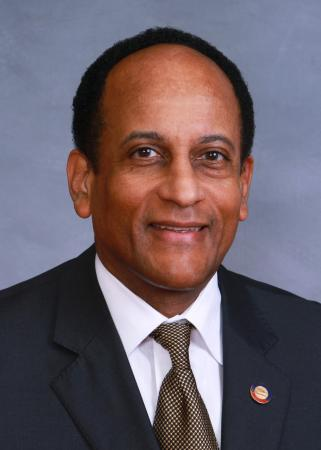 State Rep. Larry Hall, D-District 29 (Durham)