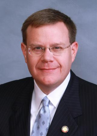 State Rep. Tim Moore, R-District 111 (Cleveland)