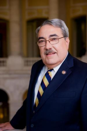 U.S. Rep. G.K. Butterfield, D-District 1
