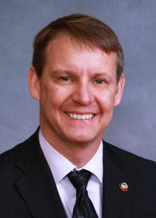 State Rep. Mike Hager, R-District 112 (Burke, Rutherford)