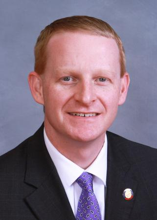 State Rep. Tom Murry, R-District 41 (Wake)