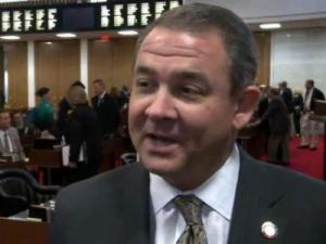 Rep. Stephen LaRoque, R-Lenoir