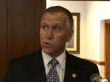Tillis demands apology; NAACP chief says budget unjust