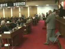 NC House session extends late into Friday evening
