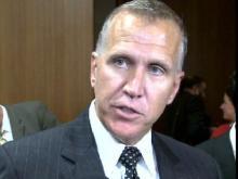 Tillis on the budget veto override