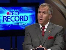 On the Record: Tillis dishes on the Legislature