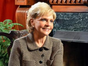 Gov. Beverly Perdue sits down with WRAL News anchor David Crabtree on Jan. 29, 2012, to discuss her decision not to run for re-election.