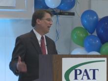 McCrory kicks off campaign in Guilford County