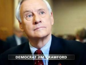 Granville Dem Rep. Jim Crawford is up on the air for the first time in 20 years. He's facing a primary battle against fellow Dem incumbent Winkie Wilkins.