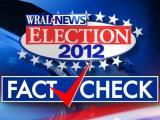 Fact check 2012