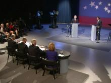 "North Carolina's leading candidates for governor strayed from the strictly factual during their recent appearances on WRAL's ""On the Record."""