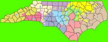 New NC Congressional Map