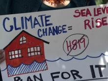 Sponsor says sea level bill will balance economy, ecology