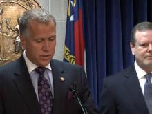 Berger, Tillis call on Perdue to sign budget