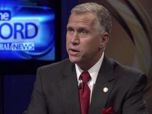 On the Record: Tillis proud of 'efficient, effective' legislative session