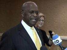 Cain urges NC Republicans to stay informed, involved, inspired