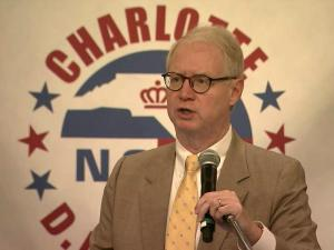 North Carolina Democratic Party Chairman David Parker