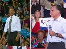 NC sees little of Obama, Romney