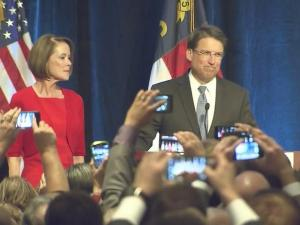 Led by Pat McCrory, Republicans made gains at every level of state government.