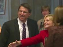 GOP heavy-hitters on McCrory transition team