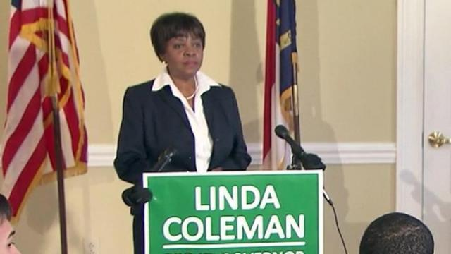 Linda Coleman concession