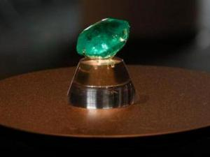 Our state stone is emerald. You could take your beloved down the Museum of Natural Sciences to see the biggest emerald dug out of the ground in North Carolina.