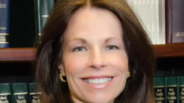 State Sen. Tamara Barringer, R-District 17 (Wake)