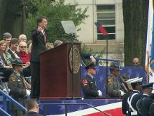 McCrory, state officials inaugurated