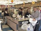 Supermarket, grocery store generic