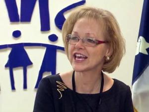 DHHS Secretary Aldona Wos