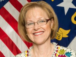 Secretary of Health and Human Services Aldona Wos