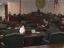Senate takes up unemployment bill