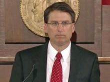 McCrory's priorities boil down to economy, education, efficiency