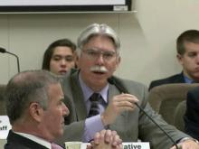 Estate tax committee hearing