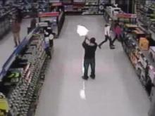 Surveillance video: Man opens fire in Kernersville Walmart