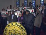 NC NAACP opposes restrictions on early voting