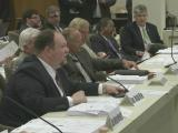 Senate committee discusses budget bill
