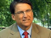 McCrory: Progressive reforms helping NC