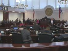 Senate debates bill rolling back waste management protections