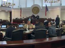 Full Senate debate: Elections law changes, abortion regulations