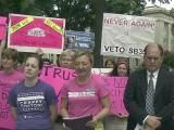 Abortion rights rally at Capitol