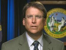 McCrory signs voting changes into law