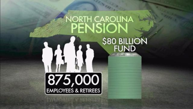 NC pension fund