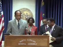 Legislative Black Caucus talks DHHS
